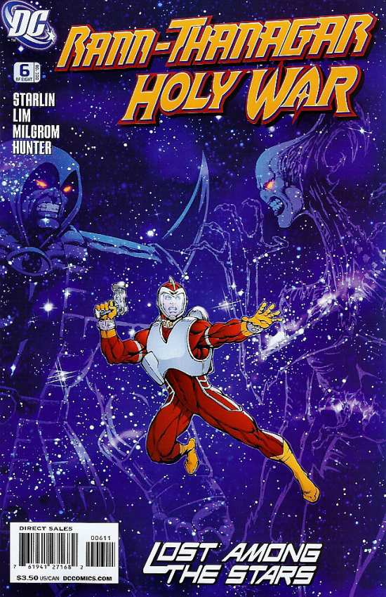 Rann-Thanagar: Holy War Vol 1 6