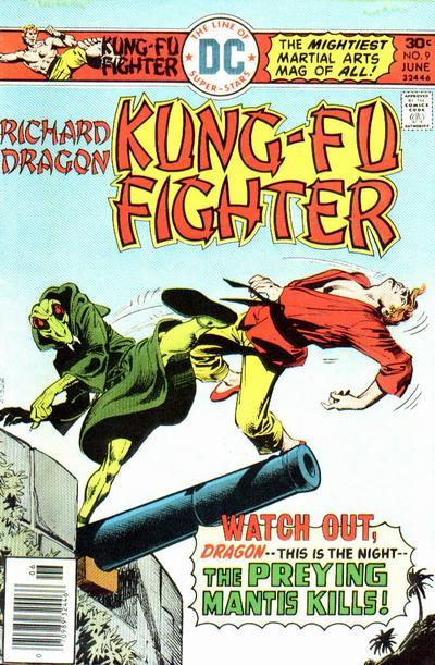 Richard Dragon, Kung-Fu Fighter Vol 1 9