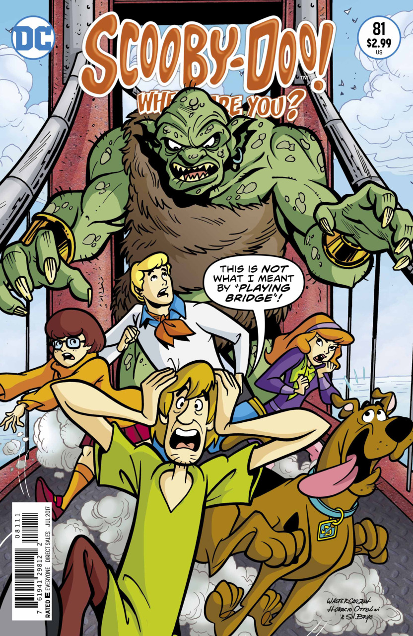 Scooby-Doo, Where Are You? Vol 1 81