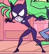Selina Kyle Teen Titans TV Series 001