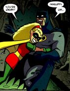 Stephanie Brown Brave and the Bold 001
