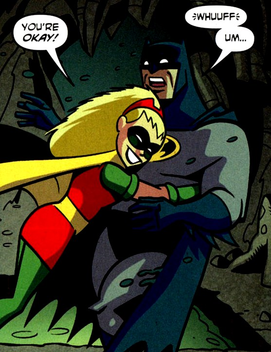 Stephanie Brown Brave and the Bold 001.jpg