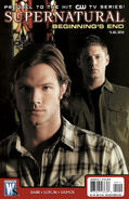 Supernatural Beginning's End Vol 1 5