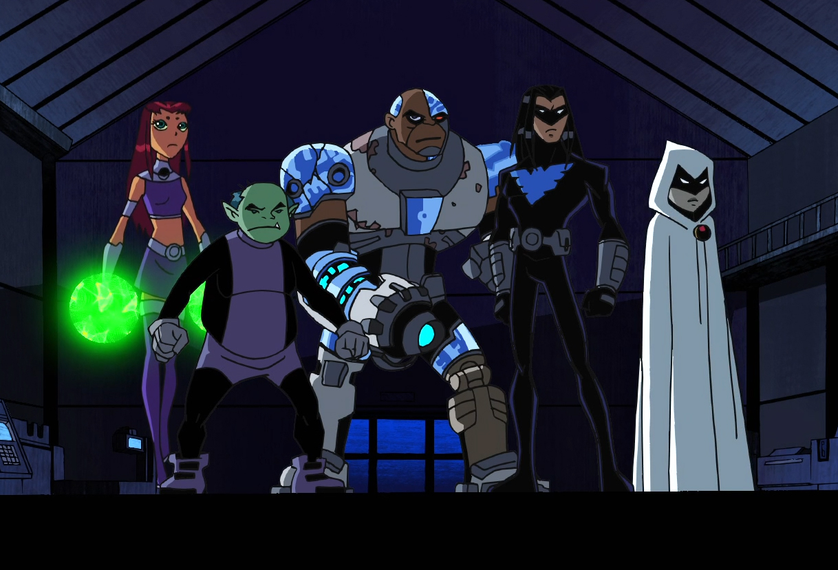 Teen Titans (TV Series) Episode: How Long Is Forever