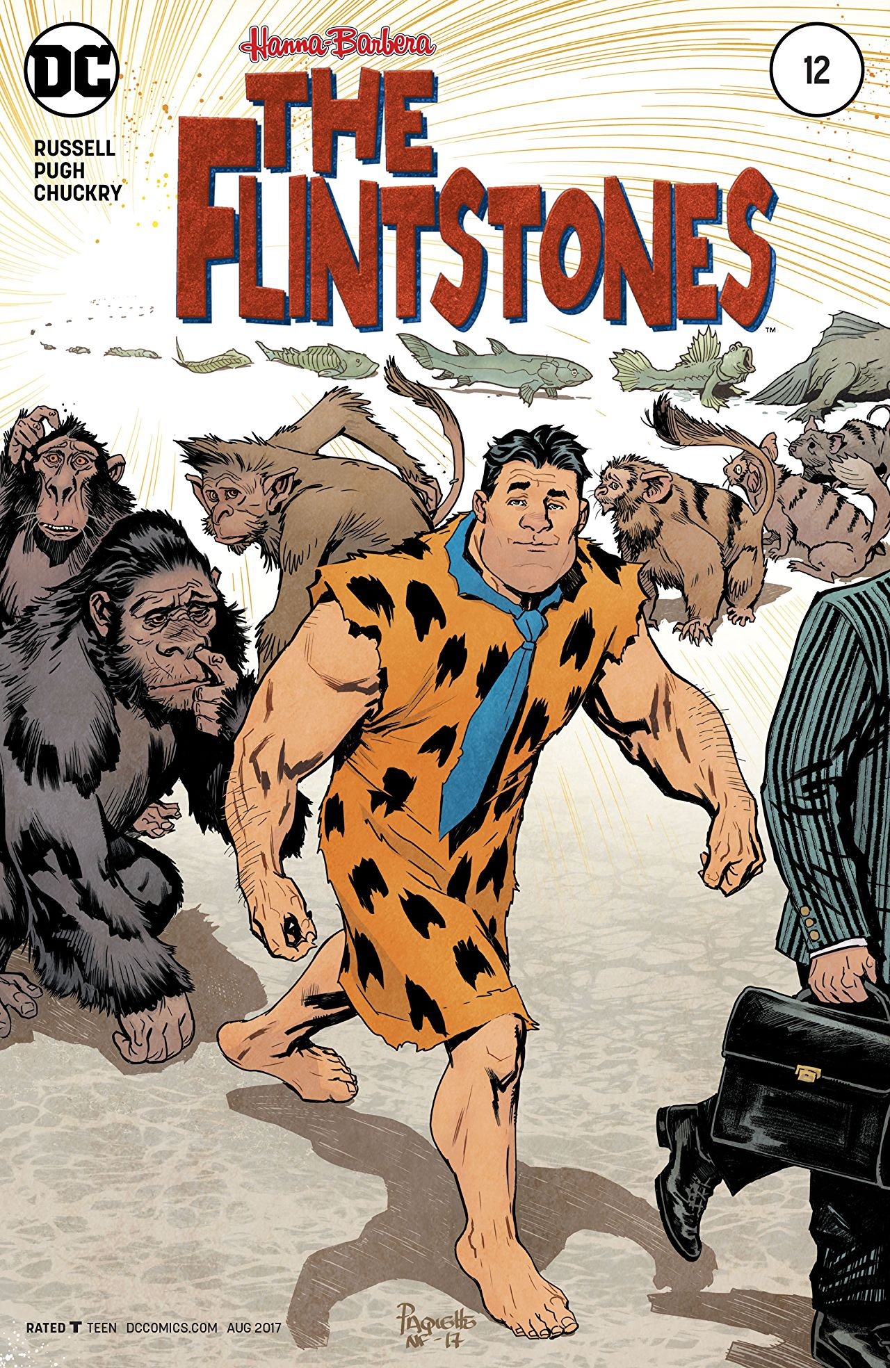 The Flintstones Vol 1 12