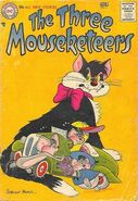 The Three Mouseketeers Vol 1 7