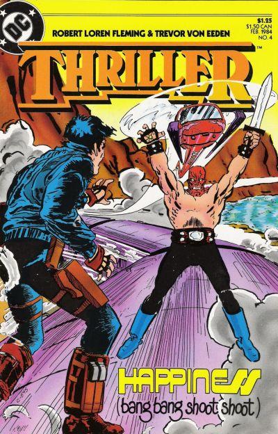 Thriller Vol 1 4