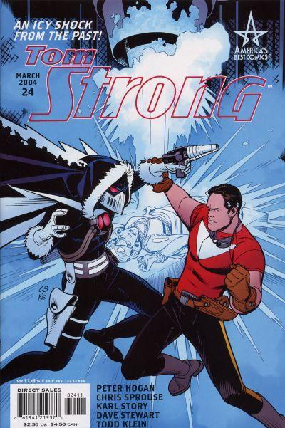 Tom Strong Vol 1 24