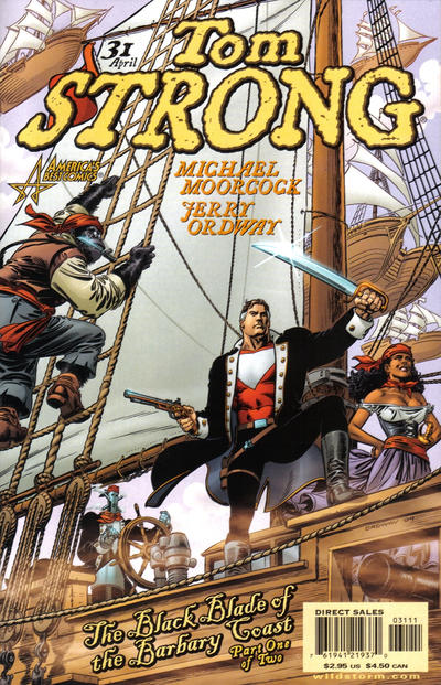 Tom Strong Vol 1 31