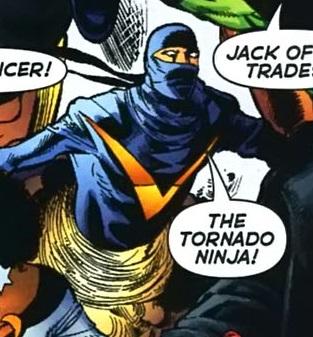 Tornado Ninja (New Earth)