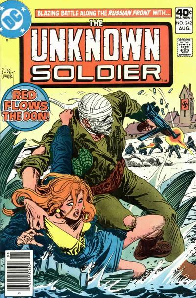 Unknown Soldier Vol 1 242