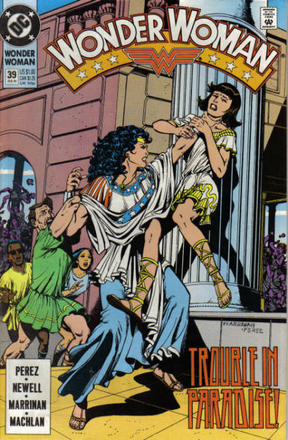 Wonder Woman Vol 2 39