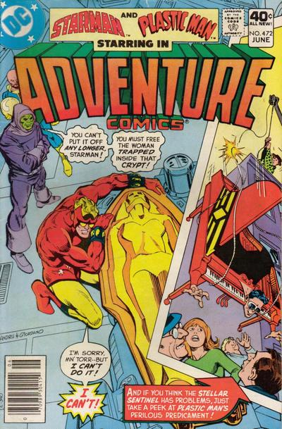 Adventure Comics Vol 1 472