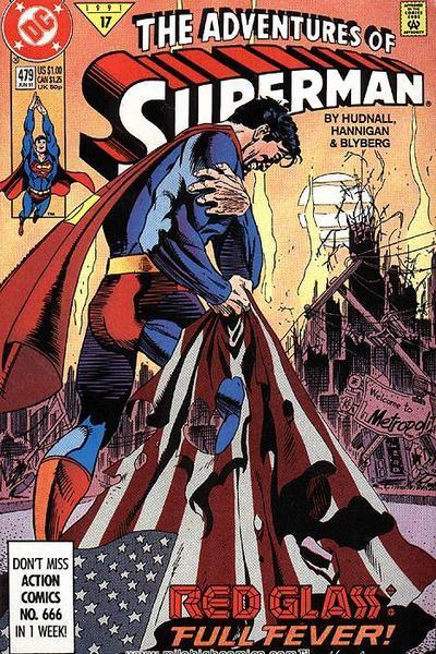 Adventures of Superman Vol 1 479