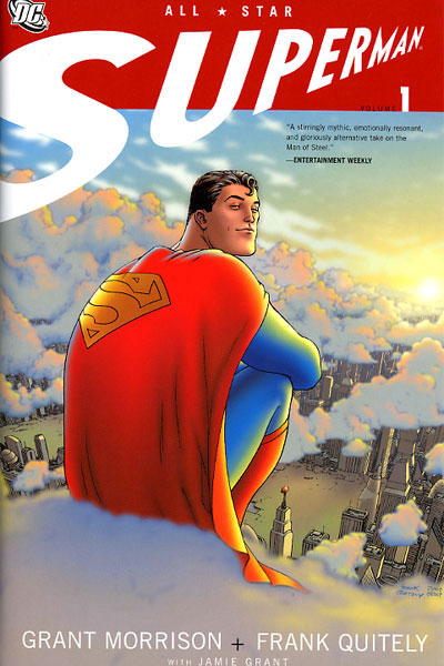 All-Star Superman Vol 1 (Collected)