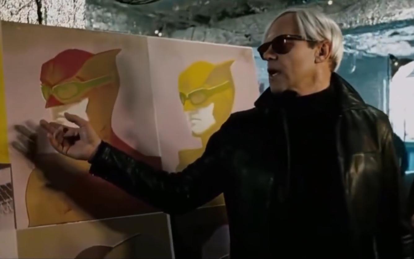 Andy Warhol (Watchmen Movie)