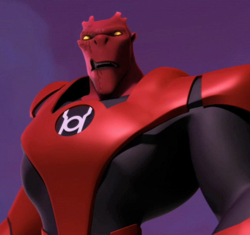 Atrocitus (Green Lantern Animated Series)