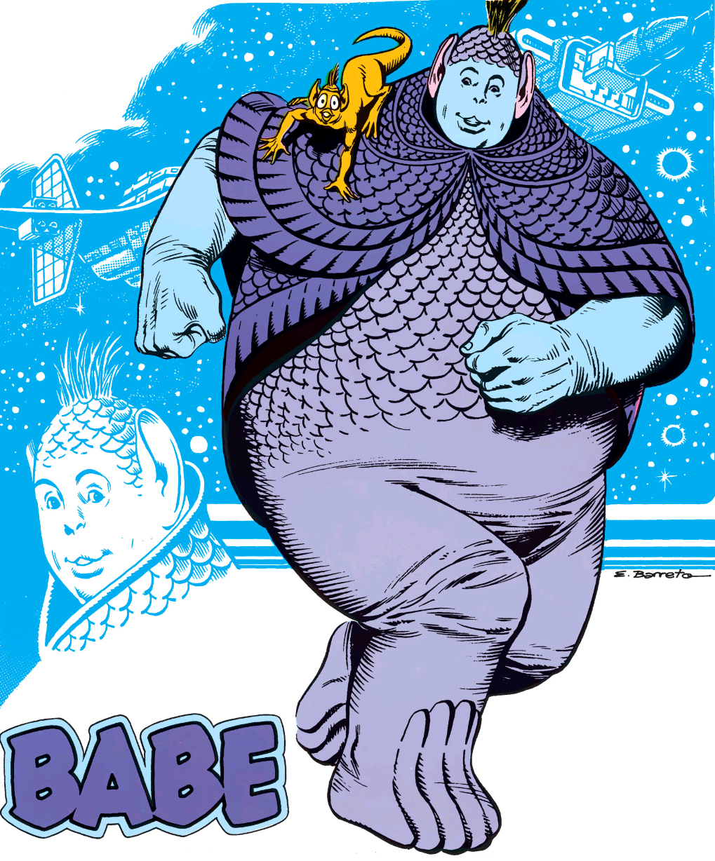 Babe (Atari Force)