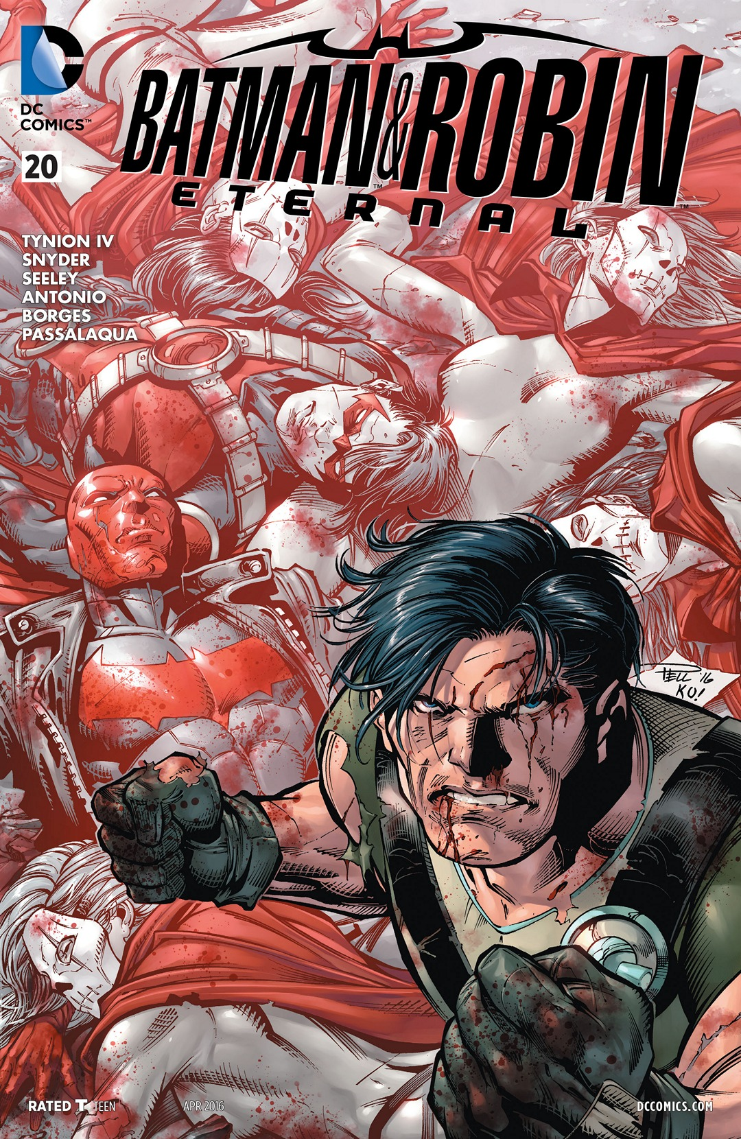 Batman & Robin Eternal Vol 1 20