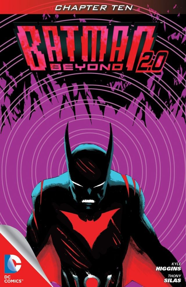 Batman Beyond 2.0 Vol 1 10 (Digital)