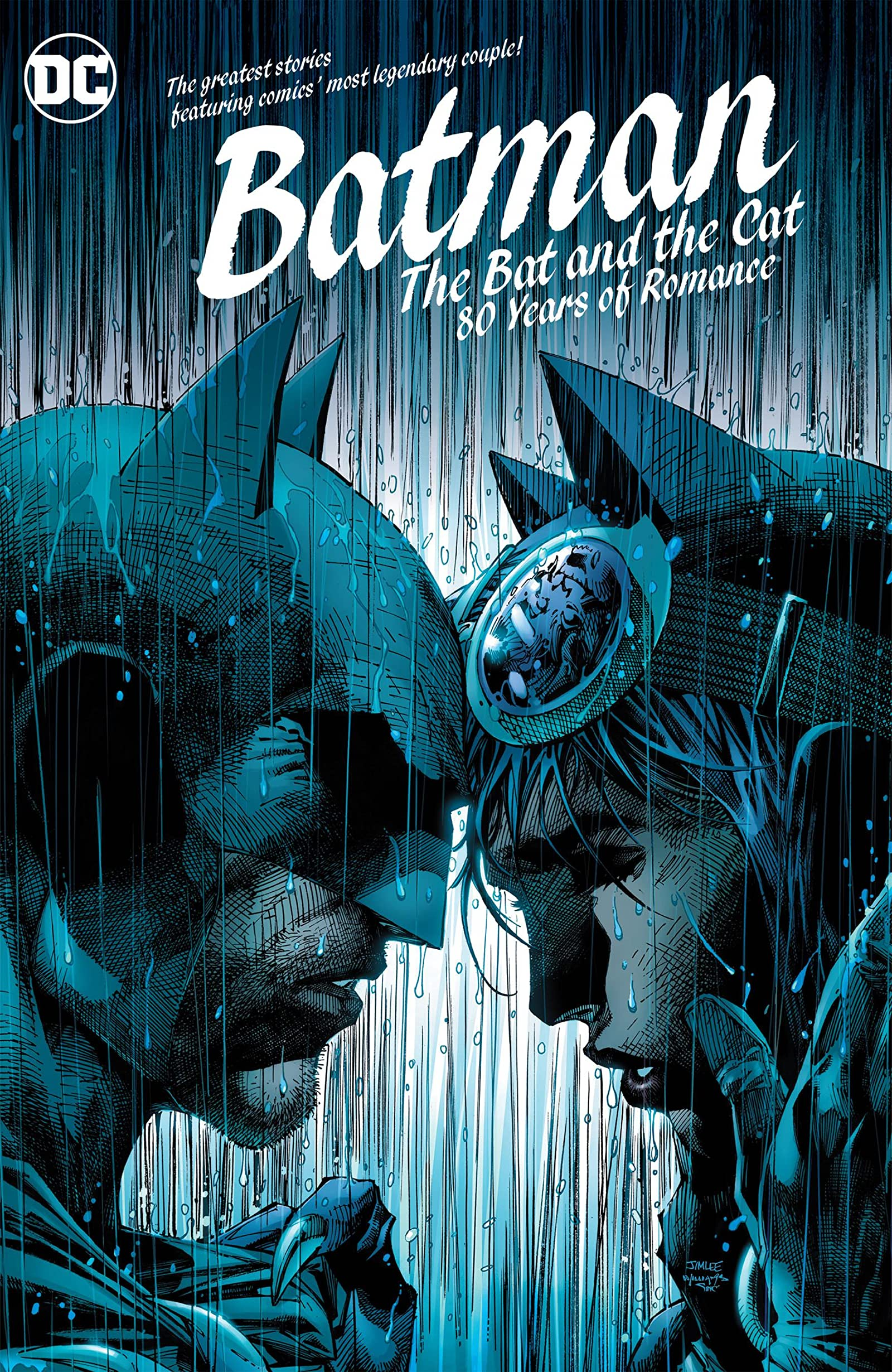 Batman: The Bat and the Cat: 80 Years of Romance (Collected)