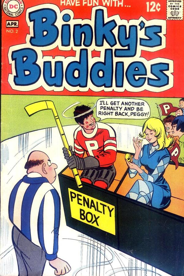Binky's Buddies Vol 1 2