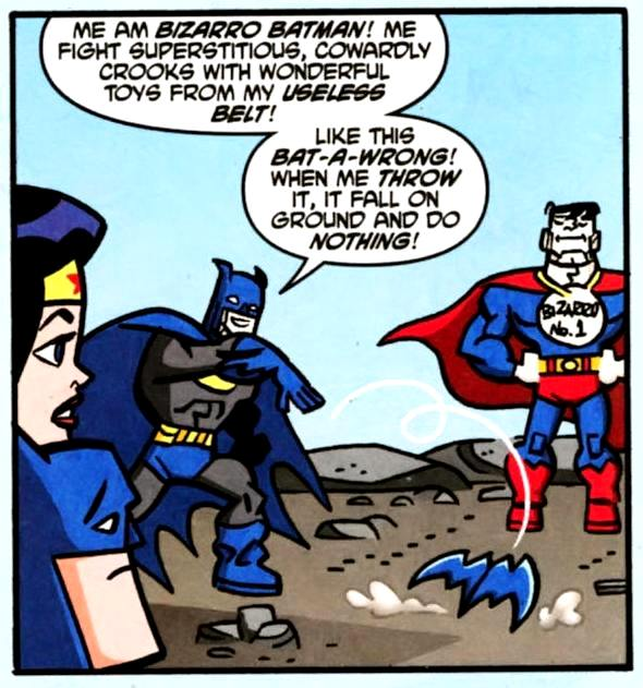 Bizarro Batman (Earth-508)