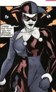 Bizarro Harley Quinn 001