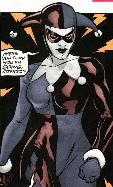 Bizarro-Harley (New Earth)