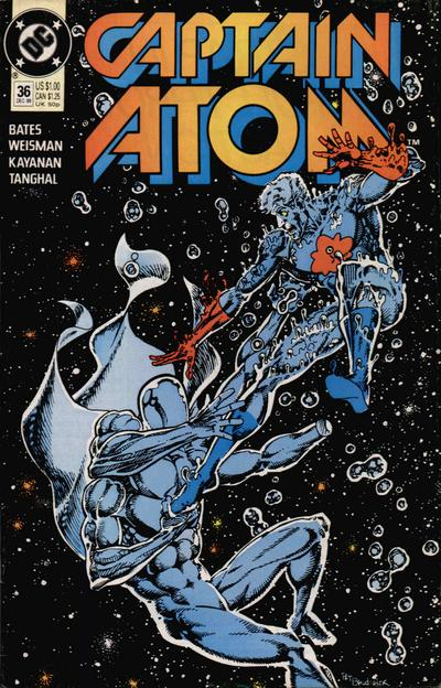 Captain Atom Vol 2 36