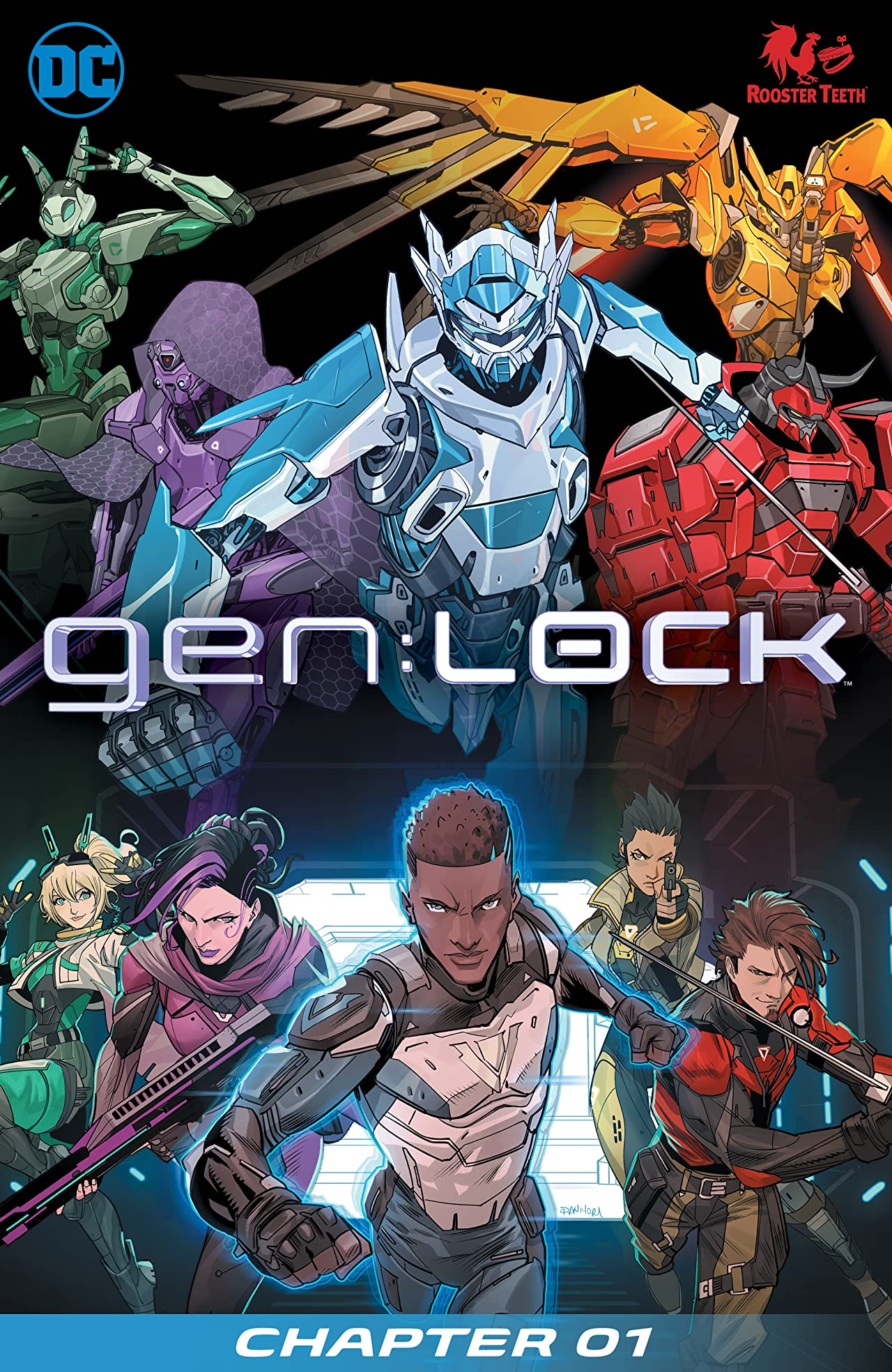 Gen:Lock Vol 1 1 (Digital)
