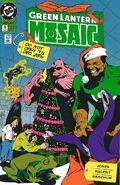 Green Lantern Mosaic Vol 1 9