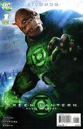 Green Lantern Movie Prequel Kilowog Vol 1 1