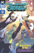 Hal Jordan and the Green Lantern Corps Vol 1 36