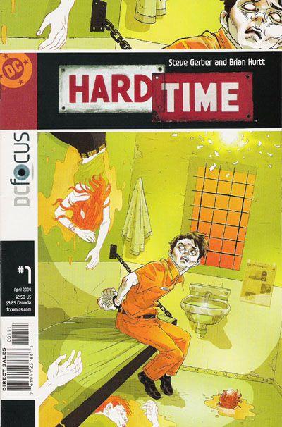 Hard Time Vol 1 1