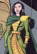 Lady Eve DCAU 001