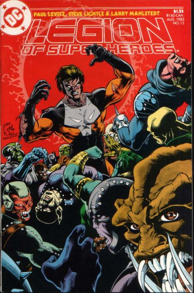 Legion of Super-Heroes Vol 3 13