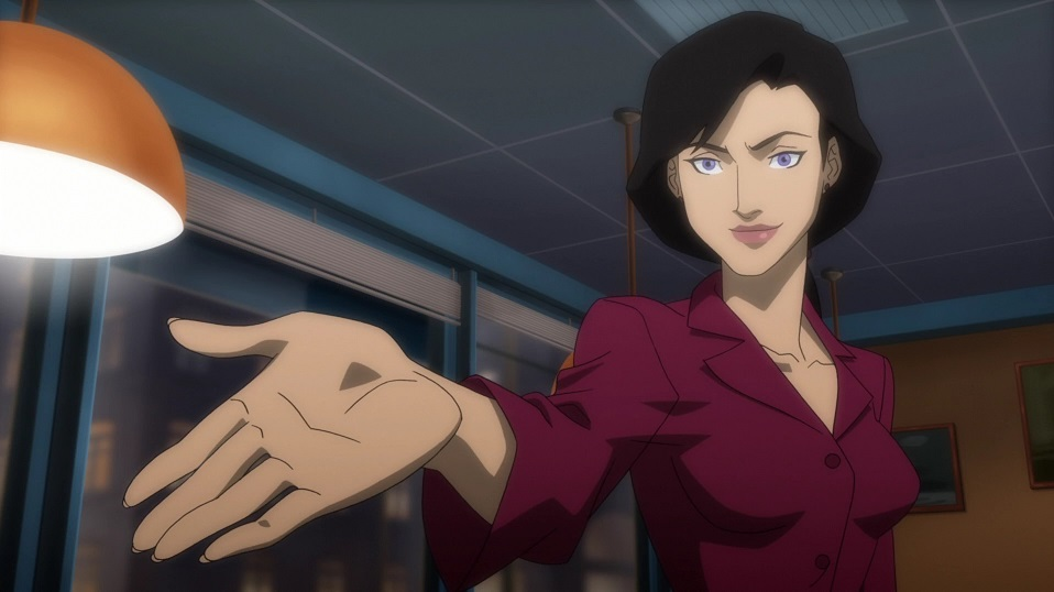 Lois Lane (DC Animated Movie Universe)