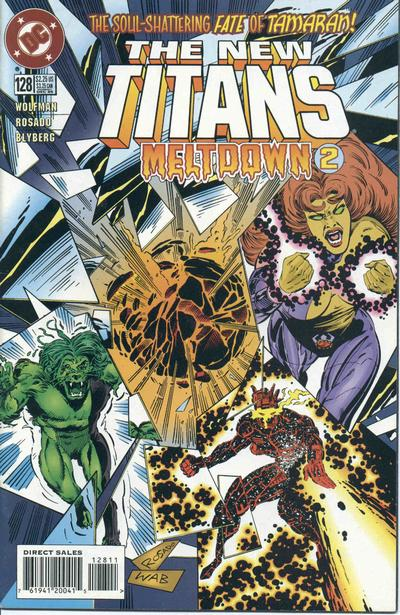 New Titans Vol 1 128