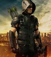 Oliver Queen Arrow 004
