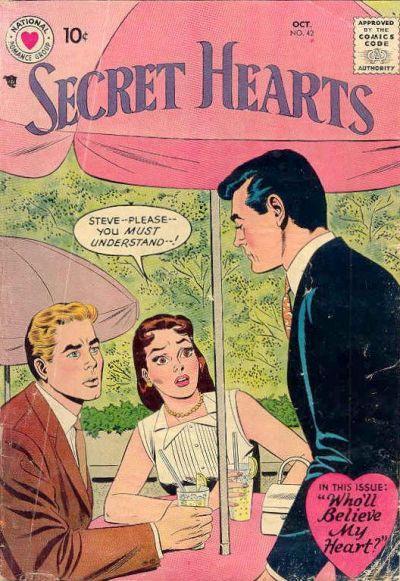 Secret Hearts Vol 1 42