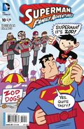Superman Family Adventures Vol 1 10