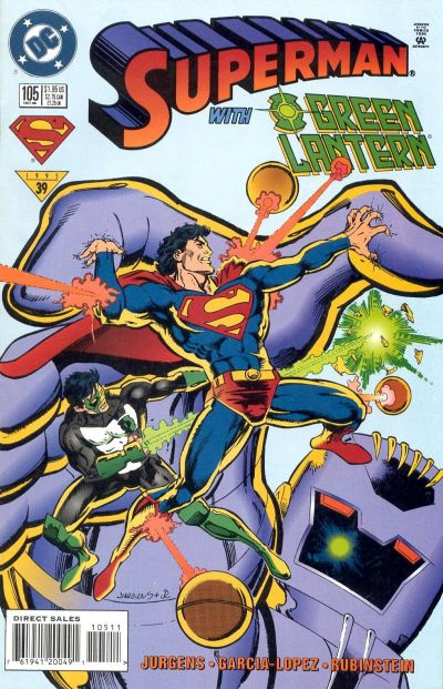 Superman Vol 2 105