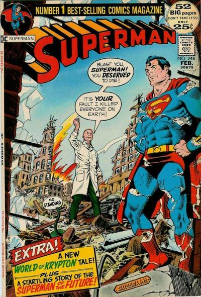 Superman Vol 1 248