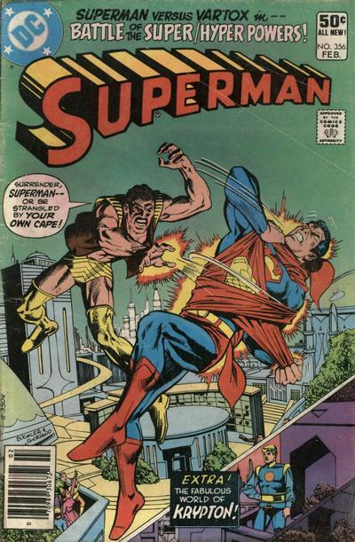 Superman Vol 1 356