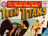 Teen Titans/Covers