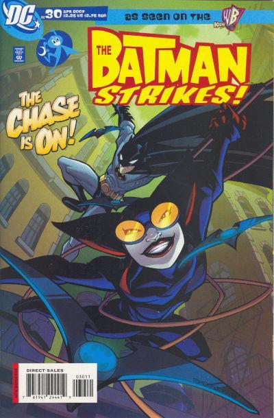 The Batman Strikes! Vol 1 30
