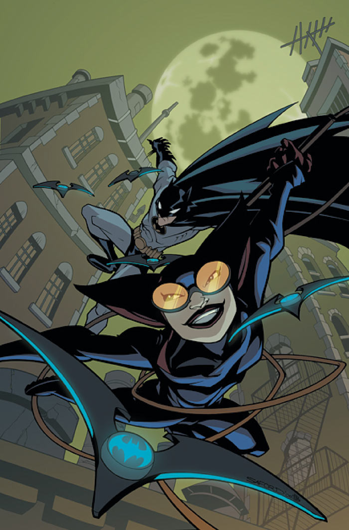 The Batman Strikes! Vol 1 30 Textless.jpg