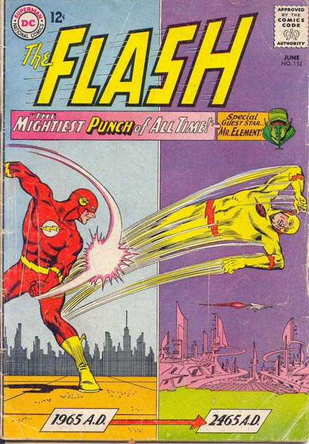 The Flash Vol 1 153