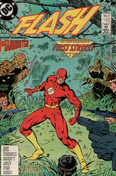 The Flash Vol 2 21